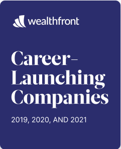 Wealthfront's Career Launching Companies 2019 and 2020