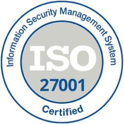ISO/IEC 27001:2013 Logo