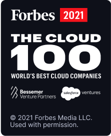 Forbes' The World's Best Cloud Companies 2021